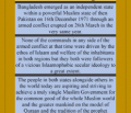 The aspiration of independence on 26 March in the context of Bangladesh